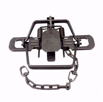 Wolf Creek #3 Coil Spring Trap  #WCT109